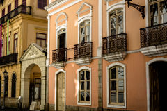 老房子façade 库存图片