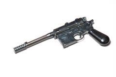老手枪 免版税库存照片