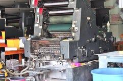 老打印机 免版税图库摄影