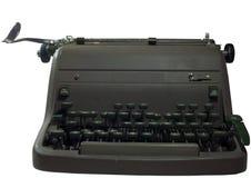 老打字机 图库摄影