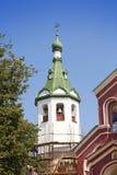 老拉多加Nikolsky修道院,据推测13世纪 俄国 免版税图库摄影