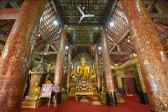 老挝luang prabang 库存图片