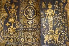 老挝luang prabang 图库摄影