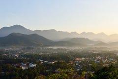 老挝luang prabang 库存照片