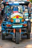 老挝luang prabang tuk 免版税图库摄影
