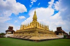 老挝lunag pra 免版税库存图片