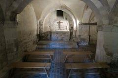 老教会在伦敦 库存图片