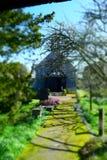 老教会在北部威尔士 免版税库存图片