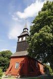 老教会在瑞典 库存图片