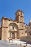 老教会在阿约鲁的历史的中心 库存图片