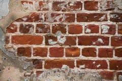 老教会废墟 免版税库存图片