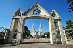 老教会泰国 免版税库存照片