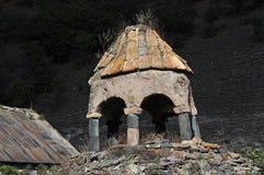 老教会的圆顶在Ardvi亚美尼亚 图库摄影