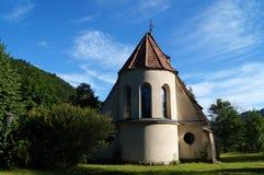 老教会的大厦 免版税库存图片