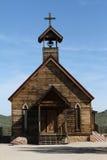 老教堂 免版税库存照片