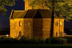 老教堂 免版税库存图片