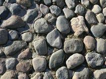 老散步的石工 图库摄影