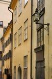 老斯德哥尔摩城镇 瑞典 免版税库存照片