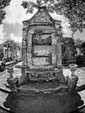 老新奥尔良坟茔 免版税库存照片