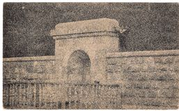 老明信片在1905-1920之间 矿泉水 俄国 免版税库存图片