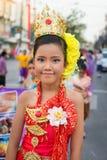 老普吉岛镇节日 库存照片