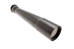 老望远镜 免版税库存图片