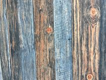 老木墙壁作为纹理 免版税库存图片