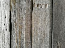 老木头和板条围住背景的纹理 免版税库存图片