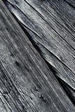 老木头细节与纵向凹线的 免版税库存照片