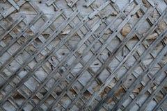 老木对角线小条纹理  库存照片