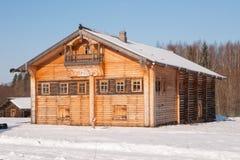 老木房子 库存照片