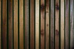 老木板条纹理与空间的 免版税图库摄影