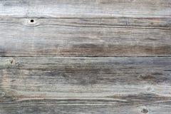 老木板条纹理作为背景的 库存图片