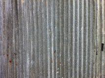 老木板条纹理背景特写镜头 免版税库存图片