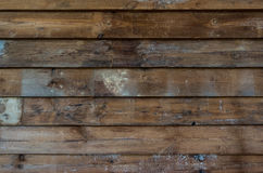老木板条纹理 免版税图库摄影