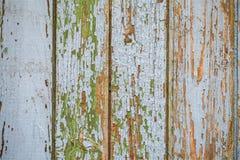 老木板条背景 图库摄影