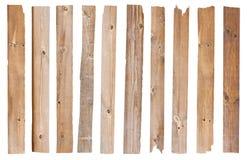 老木板条背景 免版税库存图片