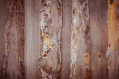 老木板条 免版税库存照片