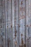 老木板褐色 免版税库存照片