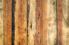 老木棕色纹理,设计的背景 水平地 库存照片