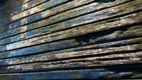 老木纹理背景启示 向量例证