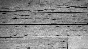 老木纹理背景纹理与钉子的 免版税库存图片