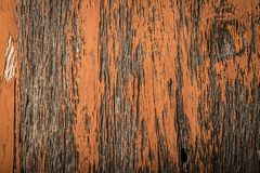 老木纹理背景表面 木纹理桌表面顶视图 免版税库存图片