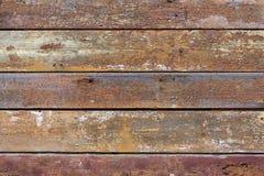 老木被绘的和切削的paint.abstract老化背景崩裂了肮脏 库存照片