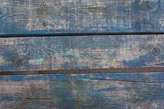 老木被绘的委员会纹理  图库摄影