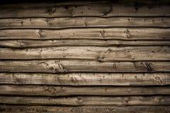 老木谷仓墙壁 免版税库存照片
