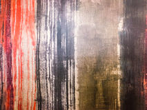 老木头 木轻的纹理 背景红色木 免版税库存图片