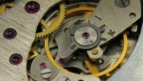 老机械手表机制关闭 股票录像