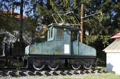 老机车 免版税库存图片