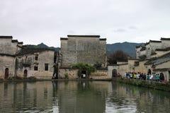 老村庄 图库摄影